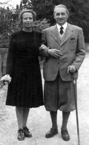 Alice Weiss e Albano Milani
