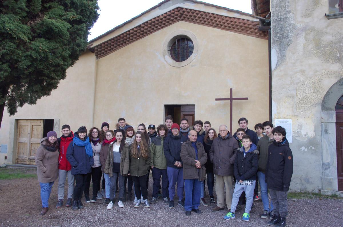 Gruppo Adolescenti Parrocchia San Massimo (VE)