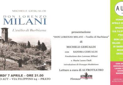 7 aprile  –  Prato