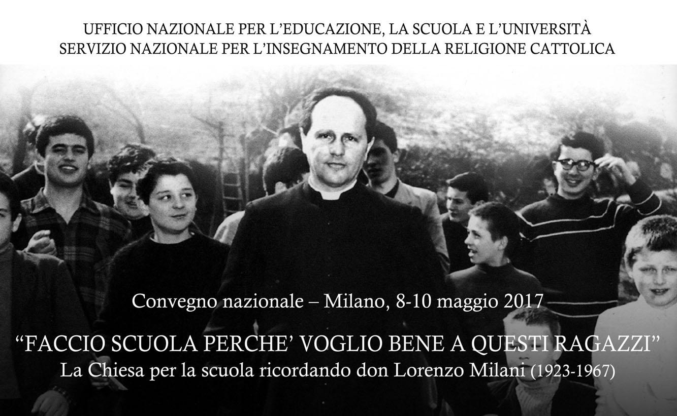 10 maggio a milano convegno nazionale cei fondazione don lorenzo milani - Piscina viale suzzani ...