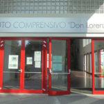 fotografie scuola di Tavernerio (CO) intitolata a don Lorenzo MIlani