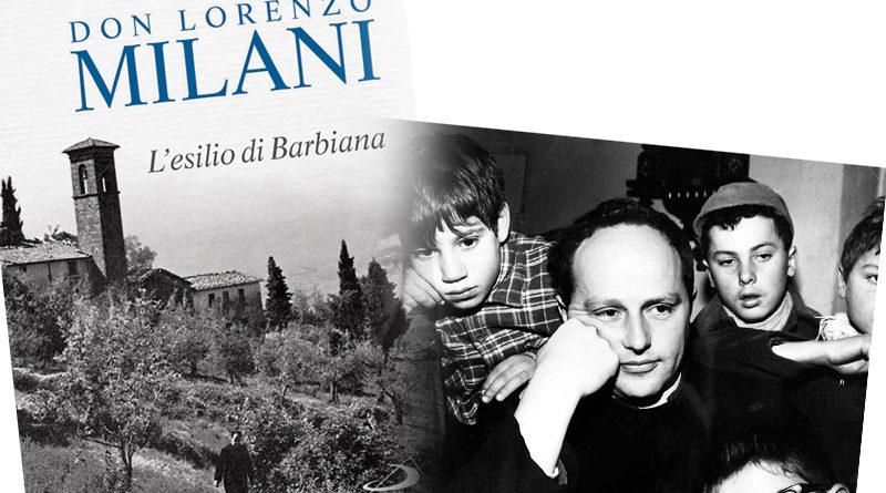 """Nuove date della presentazione del libro """"L'esilio di Barbiana"""""""