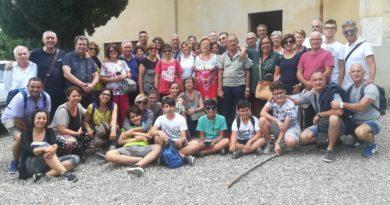 Visita a Barbiana da Lecce il 22 Luglio 2018