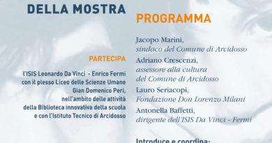 """ARCIDOSSO GR  16 Ottobre 2018  Progetto """" Un libro-un seme""""Scuola di Barbiana, Lettera a una Professoressa"""