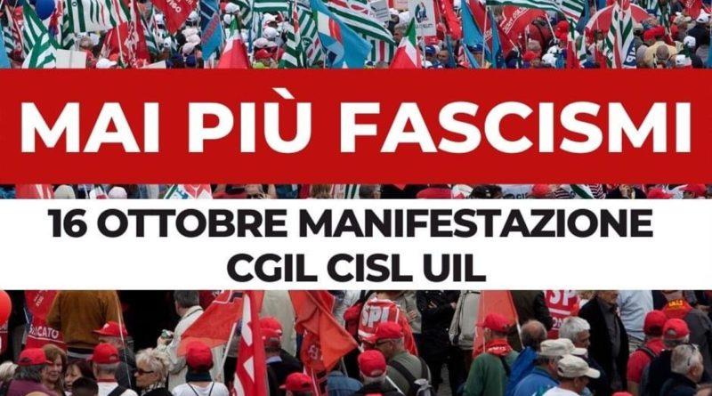 La Fondazione don Lorenzo Milani esprime solidarietà alla CGIL e aderisce alla manifestazione nazionale del 16 ottobre